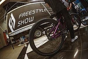 В Москве 6 декабря состоялось Freestyleshow