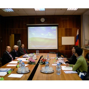 Встреча с делегацией KERI в ФГУП ВЭИ