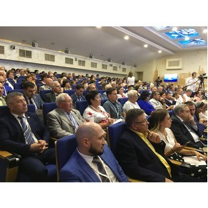 Министр культуры Константин Яковлев возглавляет делегацию Чувашии на Конгрессе народов России