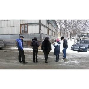 Эксперты ОНФ взяли на контроль ситуацию с аварийным домом в Нефтеюганске