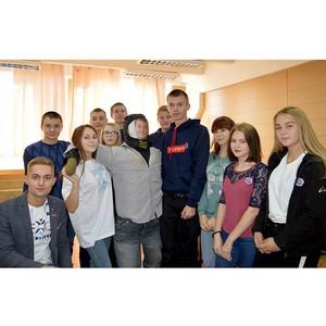Рубцовский филиал АлтГУ открыл двери для школьников Рубцовского района