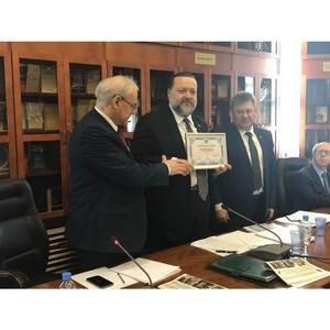 Павел Дорохин: «В 2018 году Союз народных предприятий ждёт множество интересных событий»