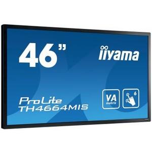 Работает в самых суровых условиях: 46-дюймовый сенсорный монитор iiyama TH4664MIS-1