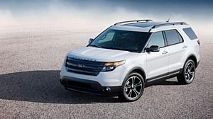 Эксклюзив от «Независимость Ford» – пройди тест-драйв Ford Explorer Sport! Пока только в «Независимость Ford». Торопитесь!