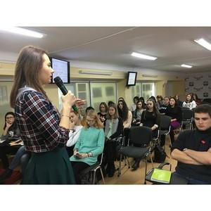 Активисты ОНФ в Амурской области рассказали молодежи о работе Народного фронта