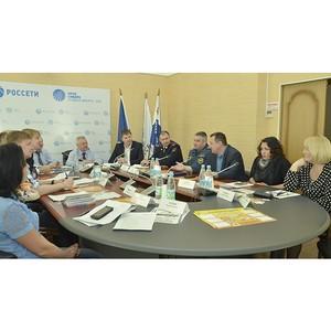 В Кемерове состоялся круглый стол по электробезопасности