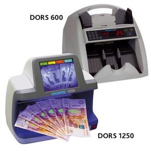 Компания Dors поставит счетчики и детекторы банкнот в Северо-Западный банк «Сбербанка России»