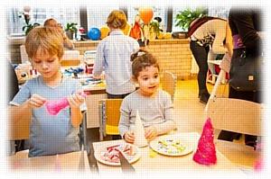 Фейерверк развлечений для детей на фестивале Taste of Moscow 2016