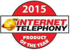 Поздравляем партнеров - Лауреатов 2015 Internet Telephony Product of the Year