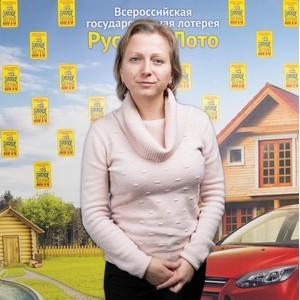 Жительница Тульской области благодаря лотерейному выигрышу исполнит мечту родителей
