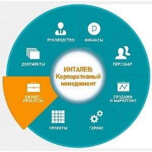 Вышел релиз 7.2.0 программного комплекса «Инталев: Корпоративный менеджмент»