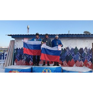 Команда «Молодежки ОНФ» на Ямале присоединилась к акции «Неделя спорта»