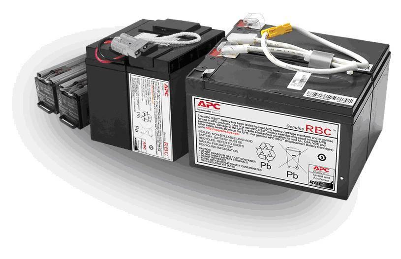 Снижение цен до 60% на сменные аккумуляторные картриджи для ИБП APC