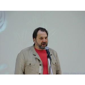 Актер Владимир Демидов о детском кинофестивале «Первый шаг. Первый кадр»