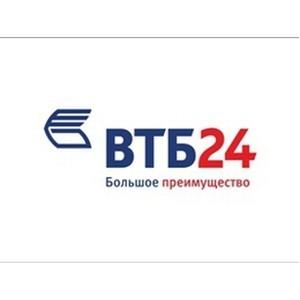 Объем кредитного портфеля ВТБ24 в Удмуртии за 2014 г. достиг 15, 7 млрд руб.