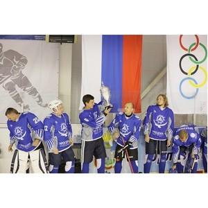 Завершился хоккейный турнир МРСК Центра, посвященный 74-летию битвы на Орловско-Курской дуге