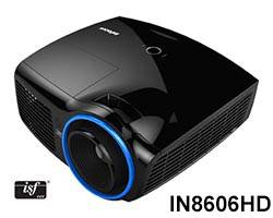 InFocus IN8606HD, IN8601 и SP8600HD3D - 3D проекторы высокого разрешения