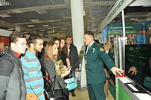 Смоленская таможня – участник выставки «Таможенная служба - 2016»