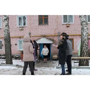 Активисты ОНФ в Мордовии проверили ремонт дворов в трех районах республики