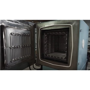 Применение высокотемпературных нагревателей закрытого типа в вакуумной технике