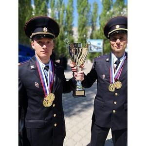 Экипаж сотрудников вневедомственной охраны Красноярского края стал лучшим в России