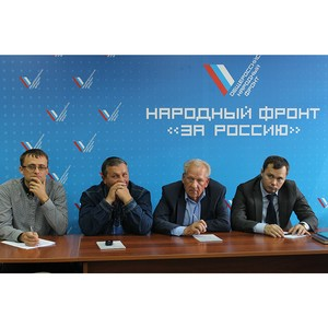 Активисты ОНФ продолжают держать на контроле ремонт дорог в Томском районе