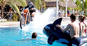 �������� ��������� �Nitro Circus� �� ���������� Extreme Sports Channel