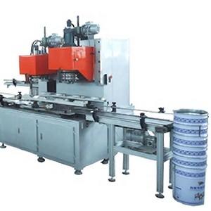 Производство ведер из листовой стали