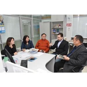 Сотрудничество Арзамасского приборостроительного с Монголией