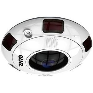 CBC Group представила fisheye IP-камеры видеонаблюдения с 12 Мп и выбором способа электропитания