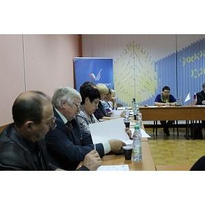 Оренбургские активисты ОНФ определили дату проведения региональной конференции