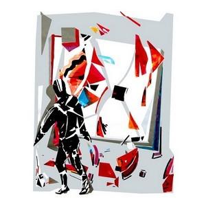 Выставка Александра Волкова. Согретый солнцем и землёй. В известной московской галерее Artstory