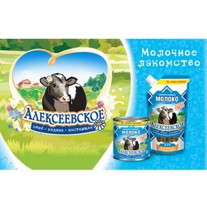 Сгущенное молоко «Алексеевское»: очередное золото на «Продэкспо-2014»
