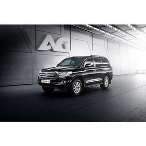Компания «АрморГрупп» выиграла аукцион на поставку бронеавтомобиля Toyota LC 200 для нужд МВД России