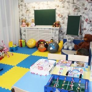 «Детский мир» открыл 13 игровых комнат