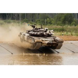 Корпорация УВЗ обеспечила армейские игры техникой
