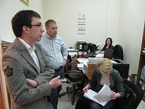 """Опыт Управления Росреестра по Краснодарскому краю изучают специалисты НИУ """"ВШЭ"""""""