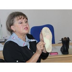 Активисты ОНФ провели мониторинг качества услуг на Челябинском протезно-ортопедическом предприятии