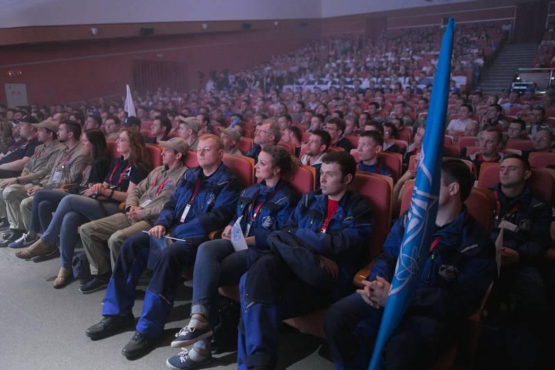 Чемпионат «Молодые профессионалы Роскосмоса - 2018» в Екатеринбурге