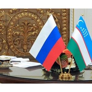"""ј–'ѕ и јгентство развити¤ фармрынка при ћинздраве """"збекистана заключили соглашение о сотрудничестве"""