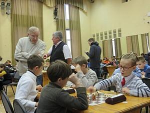 Первенство России среди юношей и девушек по русским шахматам (таврелям)