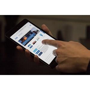 Мобильная версия «Личного кабинета» доступна для клиентов «Газпромнефть-Региональных продаж»