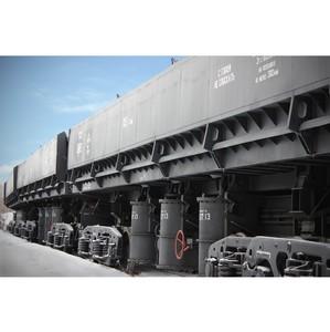 На «Ульяновскцемент» поступила новая железнодорожная техника