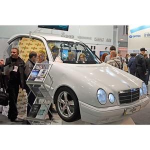 Автомобильные видеорегистраторы лучших мировых брендов на выставке БЕЗПЕКА-2012