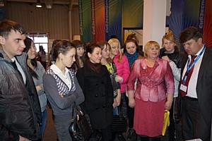 Компания «ДеЛаваль» приняла участие в выставке «Зооветиндустрия-2013»