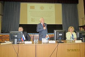 Заседание ФЭС Союза оборонщиков