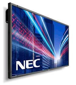 Обновление линейки профессиональных дисплеев P NEC