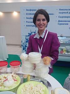 «Свободных мест нет!» ИТП «Промбиофит» - участник III-го Международного агропромышленного молочного форума 2016