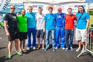 В трех городах России впервые прошли Международные соревнования по плаванию на открытой воде