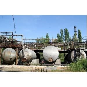 Волгоградские активисты ОНФ обеспокоены проблемой исчезновения промышленных отходов с химзавода